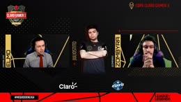 Copa Claro Gamer  3 - Gran Final - Mejor de 3