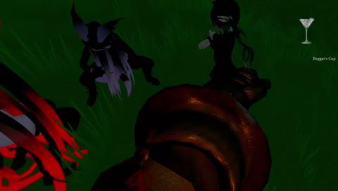 Dark Souls 2: Blind (3 deaths = 10 squats)