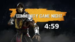 Community Game Night on PlayStation 4!