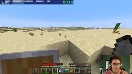 sub 1-hour minecraft speedrun   must beat forsen   team CLINT