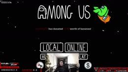 RECAP + AMONG US ALL NIGHT | !twitter | !podcast