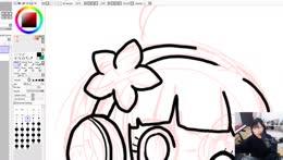 zozo zombie lily art class