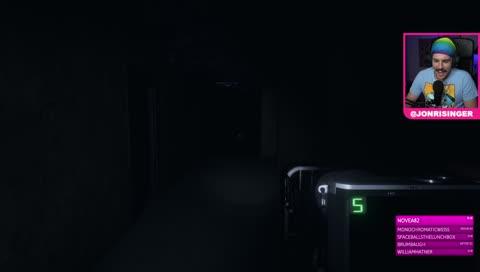 JonRisinger - Hunting Spookies w/ Blaine, Jeremy & Ify