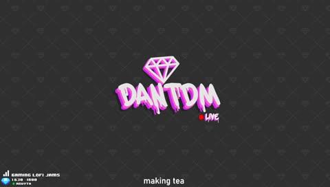 DanTDM - MYSTERY STREAM