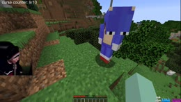 MINECRAFT BUT IF I CURSE TOO MUCH I END STREAM [DreamSMP]