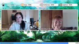 CONSERVATION CAST ep. 52 with MY MOM for Animal Assisted Happiness
