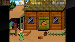 Sunset Riders - Arcade Archives