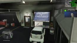 tajny parking pd