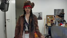 Mathil\'s Boat League cosplay
