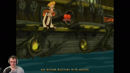 First Time Playing - The Curse of Monkey Island | !Sneak | Epic Code: MILLBEE | !info (Hitman 3 on Thursday)