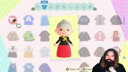 Lady Gaga president dress