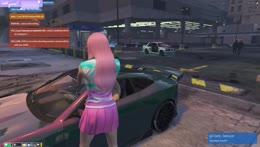 Lana Valentine - ON THE RUN ERA | NoPixel RP *:・゚✧