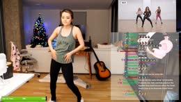 Workout Week! Day 4: dancin the pain away