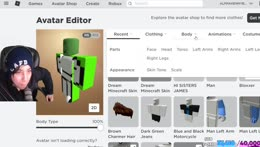 MAKING DREAM PLAY ROBLOX FOR THE FIRST TIME