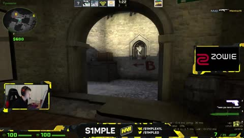 s1mple's Top Clips