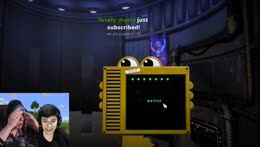 GEORGENOTFOUND PLAYS FNAF FOR THE FIRST TIME (WITH KARL)