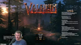 Starting Fresh - Valheim (Day 1)