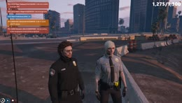 Officer Johnny Divine | NoPixel 3.0 | LSPD - 444 | Denzel later