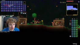 Terraria with Technoblade for the first time (also wilbur ffs)