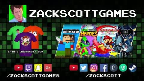 zackscottgames | Most Viewed - All | LivestreamClips