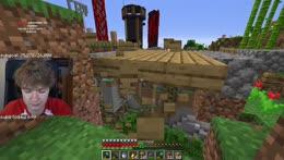 Visiting Dream's Bunker.