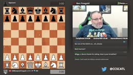 Chess Drama - Ben's Take - 4-7-2021