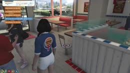 Burgers and Kitty Nya  | Nopixel