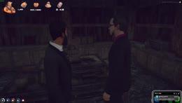 Lang lets Dean in on a secret